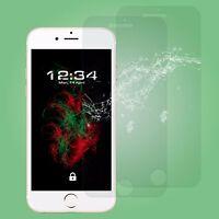 2x Panzerglas für Apple Iphone 6 / 6S Schutzglas Verbundglas 9H  Echt Glas Folie