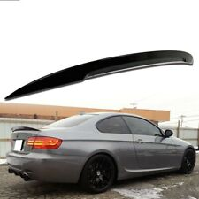 Painted FOR BMW E92 PERFORMANCE HIGH KICK TRUNK SPOILER WING Coupe REAR