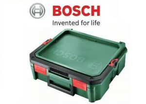 BOSCH System Box ® Carry / Tool Case (Empty - No Organisiers) (1600A016CT)