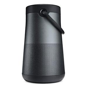 Bose Soundlink Revolve+ Plus portable bluetooth speaker Blk w/Bonus Charge Bank