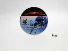 500 Pallini  piombini libera vendita Mosquito Piatti Umarex Calibro 4,5 mm 0,44