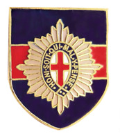 British Army The Coldstream Guards Pin Badge - MOD Approved