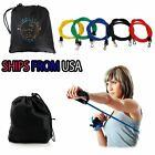 New 11 PCS Latex Resistance Bands Exercise for Yoga ABS Fitness Pull rope