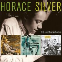 Horace Silver - 3 Essential Albums Nuovo CD