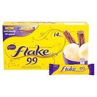 Cadbury Flake 99s 14 bars 114g