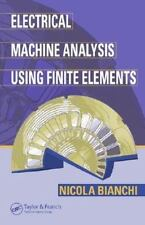 Power Electronics and Applications: Electrical Machine Analysis Using Finite...