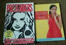 Lisi Harrison The Pretenders #1 & Alicia Clique Summer Collection #3