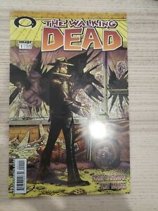 The Walking Dead #1 (Oct 2003, Image) First Print RARE Nice Copy