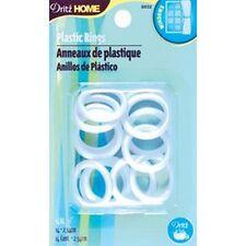 Dritz-101784-Plastic Rings 1In 14/Pkg 101784 New