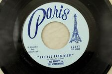 Joe Bennett & The Sparkletones - Rockabilly 45 RPM - Are You From Dixie K2