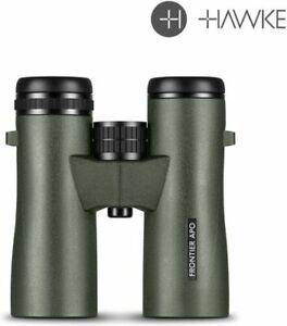 Hawke Sport Optics 10 x 42 Frontier APO Binoculars Green  #38512 (UK Stock) BNIB
