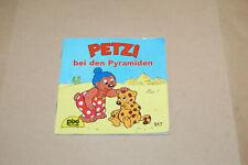 Pixi Buch Nr. 917: Petzi bei den Pyramiden -neuwertig-