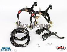 Dia-Compe MX1000 - MX123 (Tech-4) Black Brake Set - Old Vintage School BMX