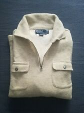 Polo Ralph Lauren Sweater Wool/Cotton Size M Men