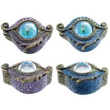 Dragon Eye Dark Legends Trinket Box - Gothic Design Jewellery Storage