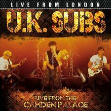 U.K. Subs - Live From London (2016)  CD  NEW/SEALED  SPEEDYPOST