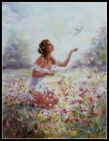 Let it Fly - Chart Counted Cross Stitch Pattern Needlework Xstitch craft DIY