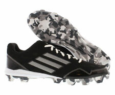 Adidas Baseball Softball Cleats Black White Wheelhouse 2 Low Top D73938 SIZE New