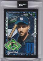 Topps Project 2020 #157 1993 #98 Derek Jeter Rookie Card RC Efdot SP PR /8413