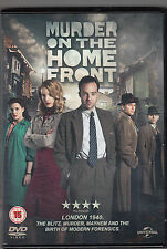 MURDER ON THE HOME FRONT - DVD