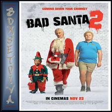 Bad Santa 2 Blu-ray DVD Region 2