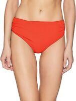 Kenneth Cole New York Women's 169469 Hipster Bikini Swimsuit Bottom Size L