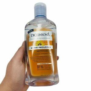 Shine Reducing Astringent Refreshes Energizes Skin New Dickinsons 16oz VitaminB3