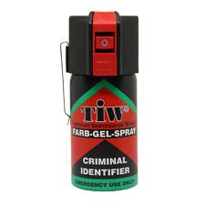 Pepperspray Alternatief - Zelfverdedigingsspray - Criminal Identifier