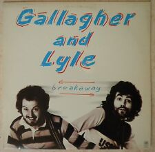 "GALLAGHER and LYLE ""Breakaway"" (Vinyle 33t / LP) 1978  Pressage US - US Pressung"