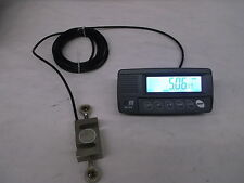 Crane Scale load cell with MI104 Indicator, capacity 100kg (SPECIAL PRICE)