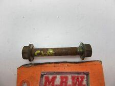 BOLT NUT REAR BACK LOWER CONTROL ARM TRAILING LINK BUSHING TO BODY FRAME CAR