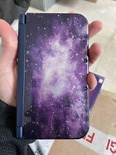 Nintendo 3DS XL Galaxy Estilo. usado En Excelente Condición. en Caja Totalmente Funcional.