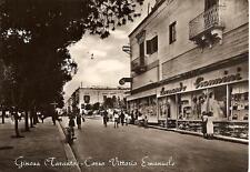 GINOSA ( Taranto )  -  Corso Vittorio Emanuele