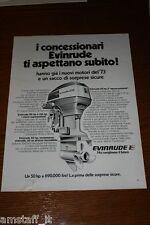 AB21=1972=EVINRUDE MOTORI NAUTICA=PUBBLICITA'=ADVERTISING=WERBUNG=