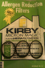 NEW PRODUCT 3 Belts to fit Kirby & 2 F Style Sentria Cloth Models Vacuum Bags