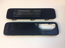 XBOX 360 E BLACK TOP BOTTOM SIDE GRILL PANELS