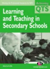 Learning and Teaching in Secondary Schools (Achieving QTS Seri ,.9781903300381