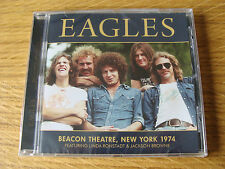 CD Album: Eagles : Beacon Theatre New York 1974 Linda Ronstadt & Jackson Browne