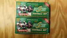 1999 SCORE FOOTBALL FACTORY SUPPLEMENTAL SETS 110 CARDS SEALED