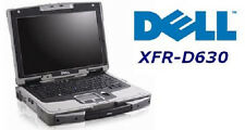 Dell XFR D630 XFRD630 Rugged Military Laptop WIN 7 Pro 64 Bit, 4GB RAM, 320GB HD