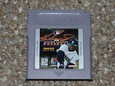 Ken Griffey Jr. Presents Major League Baseball Nintendo Game Boy Cartridge