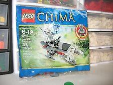 "Lego Chima ""Winzars Pack Patrol"" # 30251 New Polybag"
