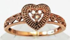 Diamond Rose Gold Vintage & Antique Jewellery