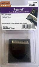 Cortapelos y recortadoras Wahl color principal negro
