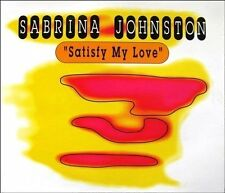 Sabrina Johnston Satisfy my love [Maxi-CD]