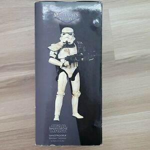 Star Wars Sandtrooper Tatooine Sergeant Sideshow Collectibles Exclusive 1:6 USA!