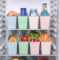 Drink Bottle Fridge Box Holder Kitchen Organiser Food Cupboard Storage Container