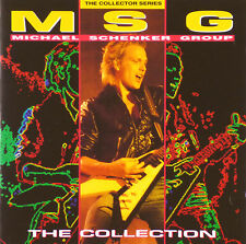 CD - The Michael Schenker Group - The Collection - #A1581
