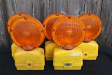 Flex O Lite Paralta Barricade Construction Signal Light Tested Choose Quantity
