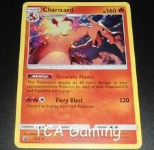 Charizard 3/70 SM Dragon Majesty Set HOLO RARE Pokemon Card NEAR MINT
